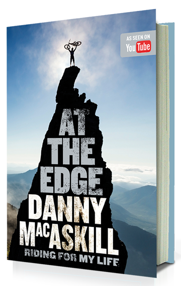 At the Edge - Danny MacAskill - Riding For My Life