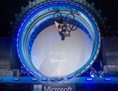 Danny MacAskill & Cortana