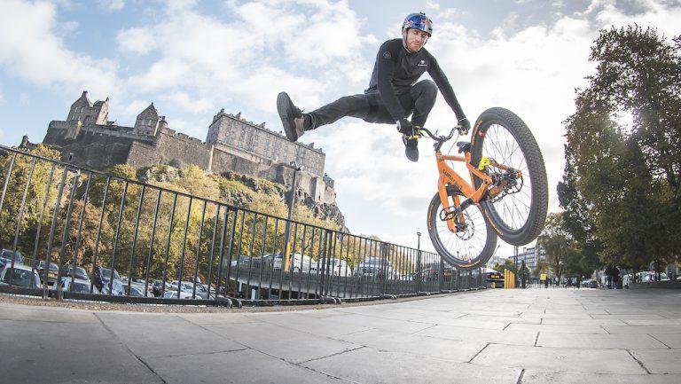 75353027881 Danny MacAskill vs Danny MacAskill: Game of Bike